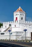 Fort Phra Sumen à Bangkok, Thaïlande Image libre de droits