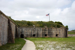 Fort Pickens Stock Photography
