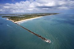 Fort Pierce, Flordia. Stock Photography
