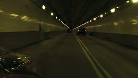 Fort Pitt tunnel stock video