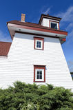Fort Point Lighthouse Royalty Free Stock Images