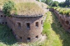 Fort prussien historique à Danzig - en Pologne images libres de droits