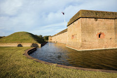 Fort Pulaski Royalty Free Stock Image