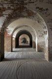 Fort Pulaski Royalty-vrije Stock Foto