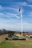 Fort Pulaski Zdjęcie Royalty Free