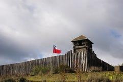 Fort Puren Stock Image