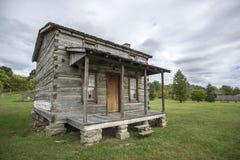 Fort Randolph, Virginia, usa obraz stock