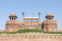 Fort of red fort Stock Image