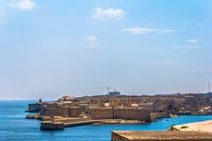Fort Ricasoli Lizenzfreies Stockfoto
