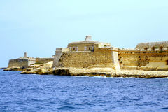 Fort Ricasoli, Grand Harbour,Malta. Royalty Free Stock Images