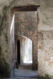 Fort Pickens Floryda Zdjęcia Royalty Free