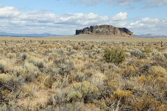 Fort rock state park royalty free stock images
