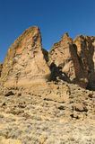 Fort rock state park Royalty Free Stock Photo