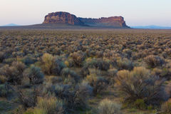 Fort Rock Stock Images