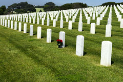 Fort Rosecrans Memorial Park Stock Photography
