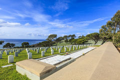 Fort Rosecrans National Cemetery Stock Photography