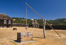 Fort Ross Stock Images