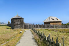 Free Fort Ross State Historic Park Royalty Free Stock Photography - 58988497