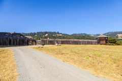 Free Fort Ross State Historic Park Royalty Free Stock Image - 58988876