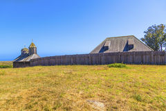 Free Fort Ross State Historic Park Royalty Free Stock Images - 58990699