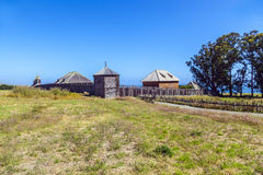 Free Fort Ross State Historic Park Royalty Free Stock Images - 58991509
