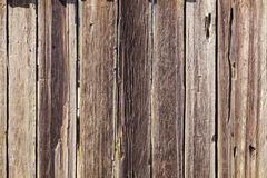 Fort Ross wooden walls Stock Photos