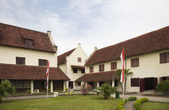 Fort Rotterdam Stock Photos
