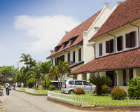 Fort Rotterdam Stock Images