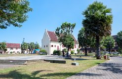 Free Fort Rotterdam Museum In Makassar City, Sulawesi Royalty Free Stock Images - 122765459