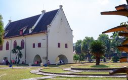 Free Fort Rotterdam Museum In Makassar City, Sulawesi Royalty Free Stock Photos - 122765498