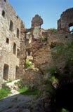 Fort ruins, Likava, Slovakia. Fort ruins in Likava, Slovakia stock images