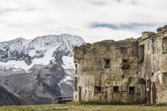 Fort Saccarana Photo stock