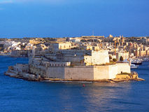 Fort Saint Ange, Malta Stock Photography