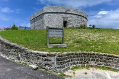 Fort Saint Catherine - Bermuda Royalty Free Stock Images