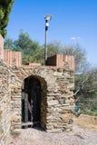 Fort Saint Elme, Collioure along Mediterranean Sea, Languedoc-Roussillon, France Royalty Free Stock Image