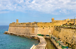 Fort Saint Elmo in Valletta Royalty Free Stock Photos