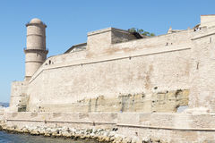 Fort Saint Jean, Marseille Royalty Free Stock Images