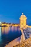 Fort Saint Michael in Senglea, Malta royalty free stock photography