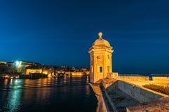 Fort Saint Michael in Senglea, Malta Royalty Free Stock Photos