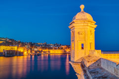 Fort Saint Michael in Senglea, Malta Stock Images