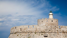 Fort of Saint Nicholas Stock Image