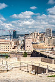 Fort Saint Nicholas in Marseille Stock Photo