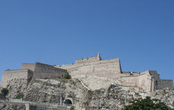 Fort Saint Nicolas, Marseille Royalty Free Stock Photography