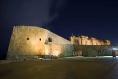 Fort San Cristobal i Puerto Rico Royaltyfria Foton