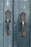 Fort San Domingo Door Handle Royalty-vrije Stock Fotografie