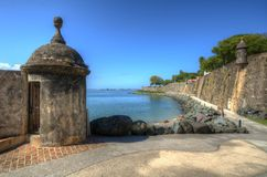 Fort San Felipe del Morro Stock Images