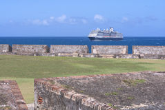 Fort San Felipe del Morro Stock Photo