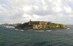 Fort San Felipe del Morro in San Juan, Puerto Rico stockfotografie