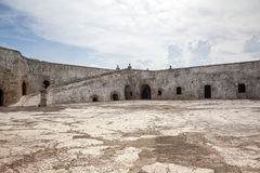 Fort San Fernando De Bocachica Zdjęcie Stock