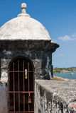 Fort San Fernando De Bocachica Zdjęcia Stock